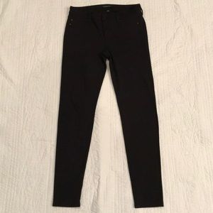 Liverpool Jean Company Black Legging Pants